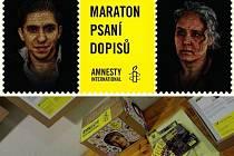 Kopřivnice je jediným městem na Novojičínsku, kde se někdo veřejně připojil k akci Maraton psaní dopisů, vyhlášené organizací Amnesty International.