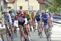 Letošní ročník Slezského poháru amatérských cyklistů odstartoval.