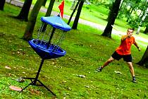 Discgolf je jedním z nejrozšířenějších sportů s létajícím talířem.