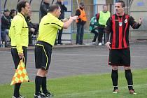 Snímky z utkání FK Nový Jičín – Městský FK Havířov 4:1 (1:1).