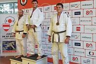 Závišický Judista Václav Jašek vybojoval na Českém poháru dva bronzy.