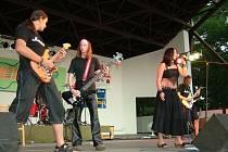 Jičínfest je velkou příležitostí pro nové kapely.