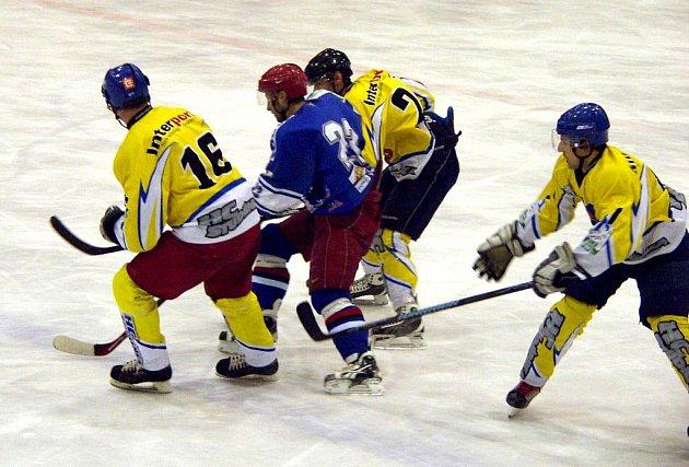 Hokejisté Studénky porazili v krajské lize Orlovou.