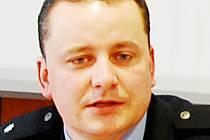 Policejní mluvčí Petr Gřes.