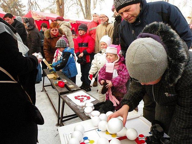 – Příbor má za sebou tradiční Valentýnskou pouť. I tentokrát přilákala stovky lidí ze samotného města a z širokého okolí.