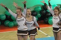 1. ročník mezinárodního poháru v soutěžním cheerleadingu: NJ Cheer Open 2013.