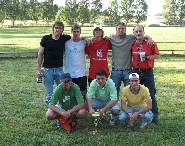 Vítězové turnaje Bidolido Cup 2007, tým Olpran Olomouc