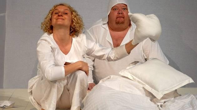 Cenu diváků získalo představení Pojď do mého světa v podání brněnského divadla Neslyším.