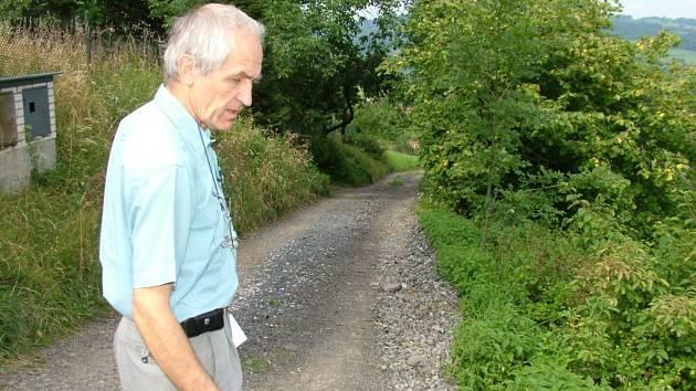 Stramberk i místostarostu Pavla Podolského trápí rozbité silnice.