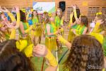 Nepostupové soutěže FREN DANCE ve Frenštátě pod Radhoštěm se zúčastnily stovky malých i velkých tanečnic i tanečníků.