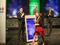 Kopřivnická krasobrušlařka Klára Štěpánová se letos stala podruhé v řadě vítězkou tradiční ankety Nejúspěšnější sportovec okresu Nový Jičín.