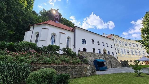 Po téměř třech letech náročné rekonstrukce se návštěvníkům otvírá národní kulturní památka, kde v 17. století působil J. A. Komenský.