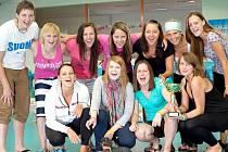 Vítězkami stále atraktivnějšího fl orbalového turnaje Hornet's Cup se mezi ženami staly Alfasamice.
