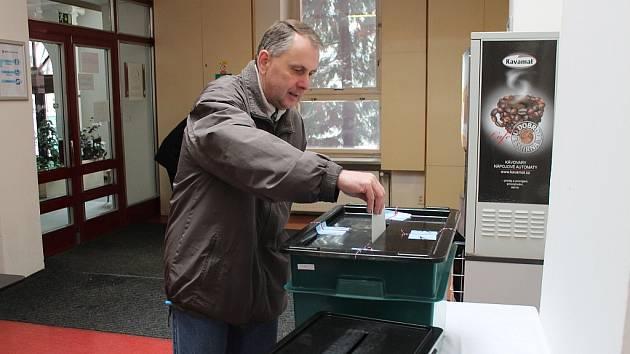 Volby na Novojičínsku.