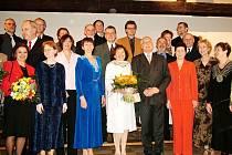 Novojičínským učitelům blahopřál před třemi lety na Den učitelů samotný Václav Klaus.