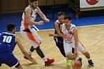 Basketbalisté Nového Jičína. Ilustrační foto.