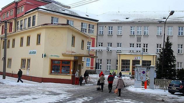 Nemocnice v Novém Jičíně. Ilustrační foto.