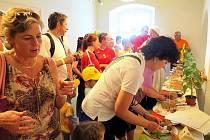První ročník soutěže o nejlepší bílovecký bochník chleba se uskutečnil v sobotu 22. června. V soutěži bylo dvanáct různých vzorků chleba.