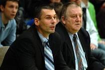 Zbyněk Choleva (vlevo).