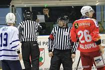 II. hokejová liga, 40. kolo  HK Nový Jičín – HC RT Torax Poruba 3:4sn