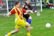 Fotbalisté sváděli na turnaji v Pustějově líté boje.