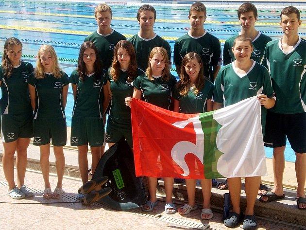 Tým Laguny Nový Jičín, který se představil na finále Světového poháru CMAS 2012 v Egyptě, si v nabité konkurenci připsal cenné úspěchy.