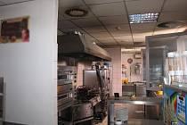 Požár v kuchyni restaurace v Novém Jičíně