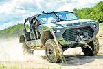NIMR RIV je jedním z celé řady vozidel společnosti NIMR Automotive ze Spojených arabských emirátů, které VOP CZ nabízí pro českou a slovenskou armádu a země ve střední Evropě.