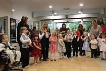 Otevření smyslové zahrady v Základní škole speciální a Mateřské škole speciální v Novém Jičíně.