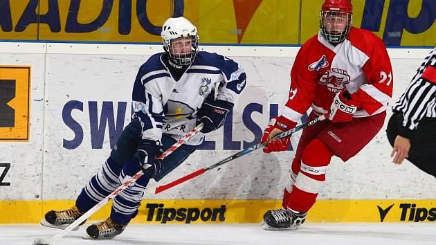 Mezinárodní turnaj dorostu hostil po tři dny zimní stadion v Novém Jičíně. Celkové prvenství si vybojovali mladí hokejisté Prostějova, před domácím družstvem a Kopřivnicí. Ilustrační foto.