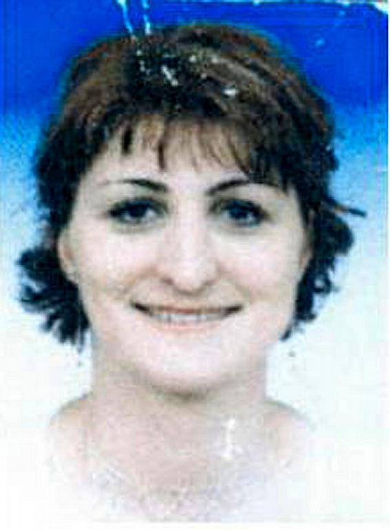 Pohřešovaná Lucie Horáková.