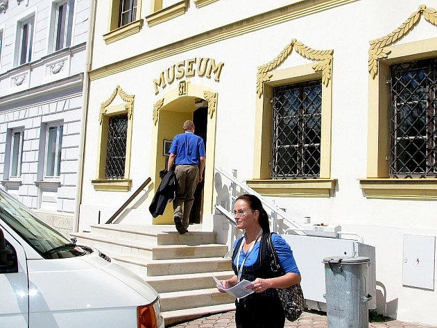 Po dvou letech rekonstrukce v úterý 17. května ve Štramberku opět otevřeli městské muzeum.