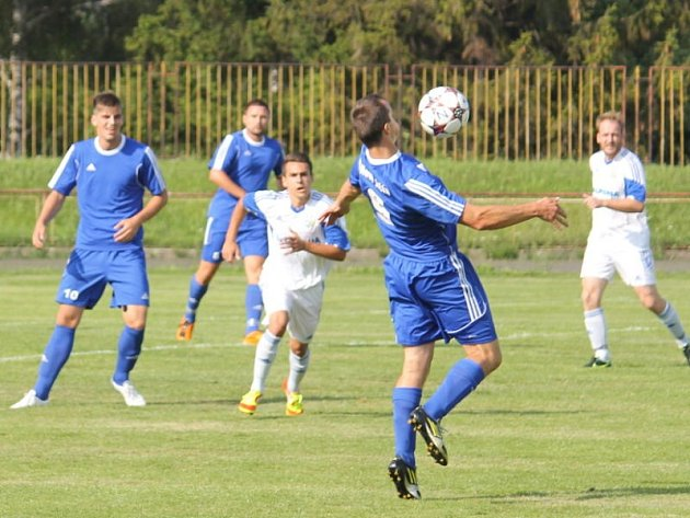 FK Nový Jičín – TJ Lokomotiva Petrovice 2:3