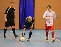 Snímky z utkání BARACUDA JAKUBČOVICE – FC OSKAROL ORLOVÁ 10:2 (3:1).