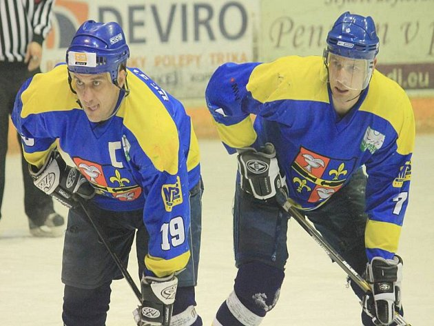 Hokejisté Studénky doma novojičínské rezervě oplatili porážku z prvního zápasu.