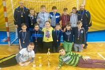 Okresní výběr Novojičínska v kategorii U12 se opět předvedl, když svěřenci trenérů Kovala a Bači byli v krajské konkurenci opět nejlepší.