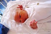 Martin Klezla, Bělotín, nar. 23. 3. 2010, 49 cm, 3,60 kg, nemocnice Nový Jičín.