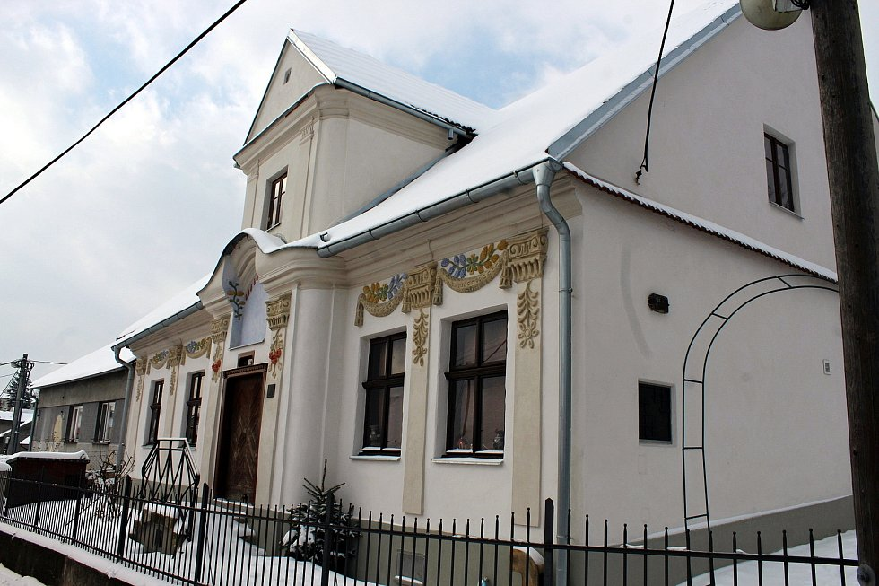 Dům v křivé ulici v Příboře se dostal do celorepublikového finále soutěže Památka roku 2020.
