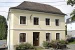 Rodný dům Sigmunda Freuda.