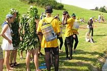 Počtvrté se sešly party nadšenců i milovníci solidní zábavy u rybníků v Bítově. Uskutečnily se tam další Vodnické hry.