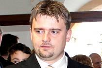 Starosta Nového Jičína Jaroslav Dvořák.