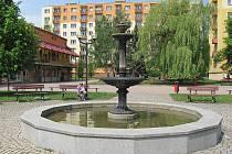 Náměstí ve Studénce. Ilustrační foto.