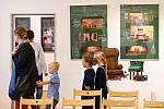 Výstava Loutkový svět fantazie je nově k vidění ve Výstavní síni Albína Poláška ve Frenštátě pod Radhoštěm.