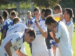 Frenštátští fotbalisté nezvládli jarní domácí premiéru a nyní hrají v Šenově.