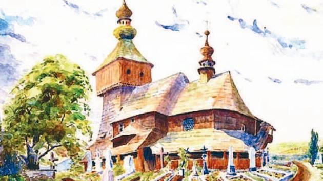 Unikátní dřevěný kostel sv. Mikuláše v Tiché zničil požár. Kostel zasáhl 13. srpna 1964 blesk a stavba, jež zobrazovala precizní středověkou práci tesařů, vyhořela do základů.