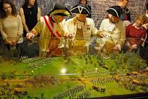 Z novojičínského návštěvnického centra se stal multifunkční dům. Výstavní síň, expozici a prodejnu klobouků doplnila nová expozice, věnovaná generálu Laudonovi.