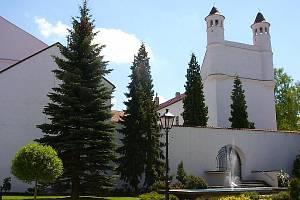 Žerotínský zámek v Novém Jičíně.