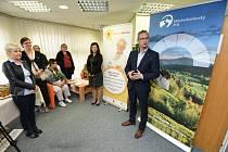 SeniorPoint funguje v Novém Jičíně od středy 25. září. Ilustrační foto.