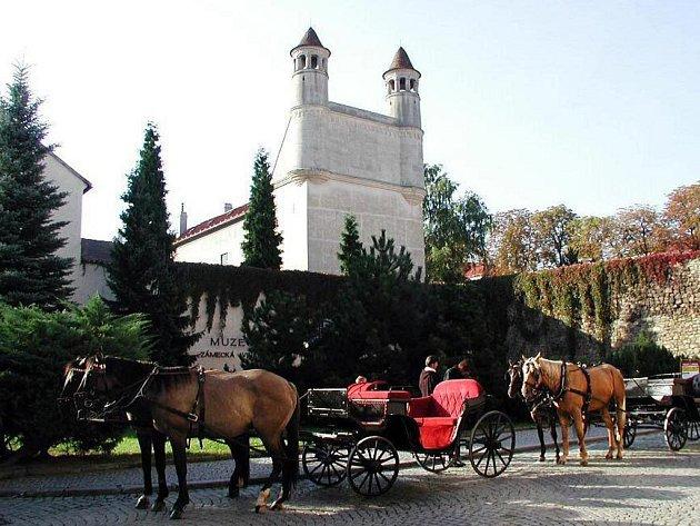 Žerotínský zámek je sídlem novojičínského muzea.
