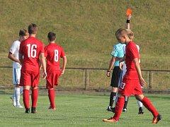 Přípravné mezistátní utkání kategorie U16:  ČR - Polsko 1:1 (0:1)